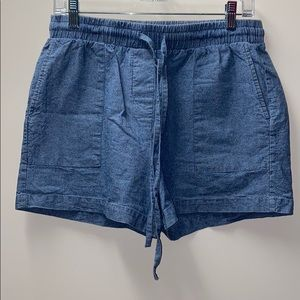 Kenneth Cole Chambray Shorts